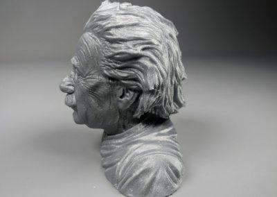 Einstein-profil - Stratomaker