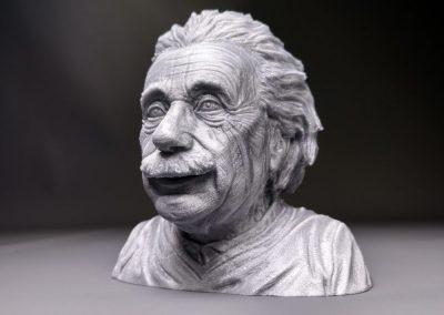 Einstein-Face -Stratomaker